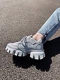 Жіночі кросівки Prada CoudBust (white), жіночі кросівки Прада, фото 4