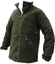 Куртка флісова British Army Olive б/в Size 180/96
