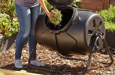 Что следует знать о садовых компостерах