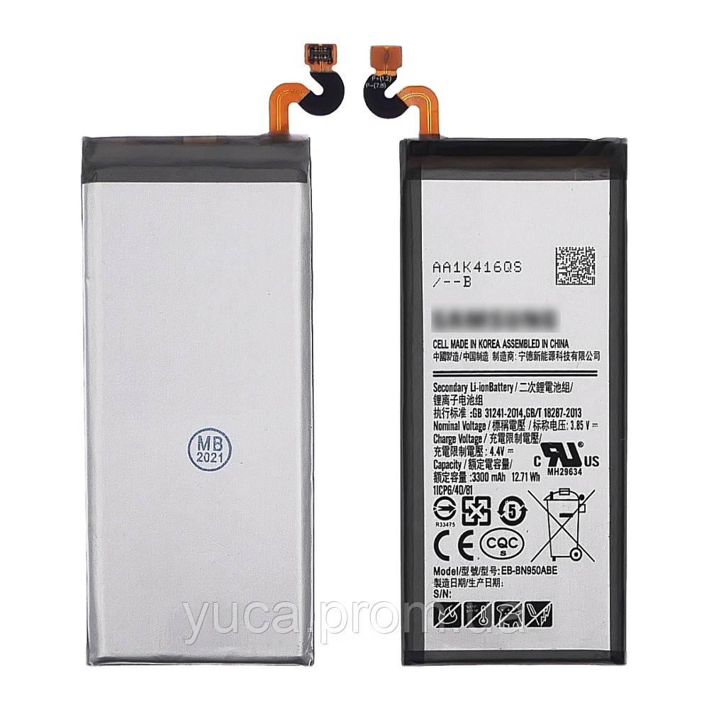 Акумулятор EB-BN950ABA для Samsung N950 Note 8 AAAA