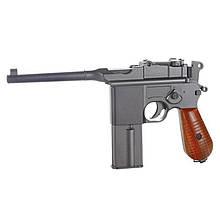 Пістолет пневматичний SAS Маузер M712 Blowback (4.5 мм)