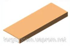 Подіум із МДФ L=1000мм, W=390мм для економпанелі