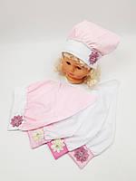 Дитячі польські косинки оптом для дівчаток, р. 42-44, 46-48, фото 1