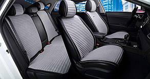 Накидки на сидіння Premium на BMW 3 (2015-) (F3X)