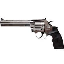 """Револьвер под патрон Флобера Alfa 461 (6.0"""", 4.0мм), никель-пластик"""