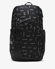 Рюкзак Nike Nike Hoops Elite Printed Basketball CU8347-011 Чорний