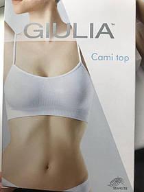 БЕЗШОВНИЙ ТОП Giulia р. S/M - L/XL