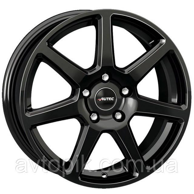 Литые диски Autec Tallin R16 W6.5 PCD5x112 ET38 DIA70.1 (black)