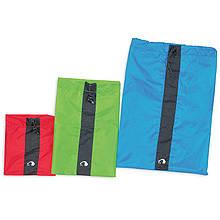 Набор мешков туристических Tatonka Flachbeutel Set (16х19см/20х29см/29х40см), красны/зеленый/синий 3