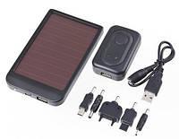 Зарядное на солнечной батарее для мобильных с USB, 2600мАч