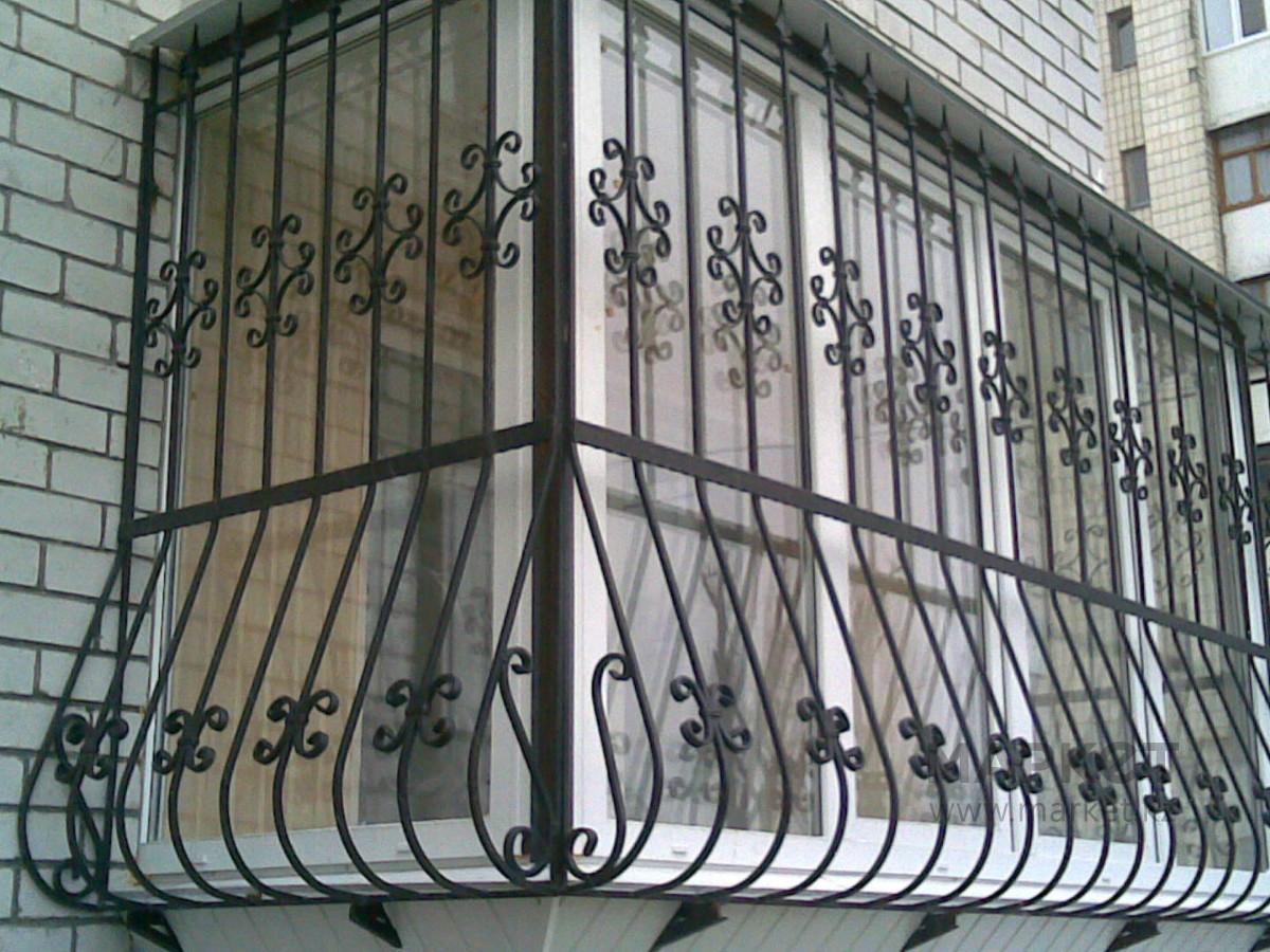 Решітки на вікна квадрат 12-Економ