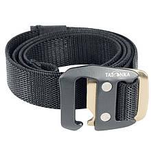 Ремень Tatonka Stretch Belt (125х3,2см), черный 2867.040