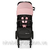 Прогулочная коляска Kinderkraft Trig Pink, фото 3