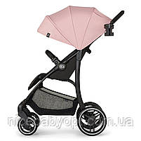 Прогулочная коляска Kinderkraft Trig Pink, фото 4