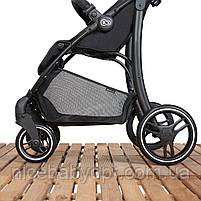 Прогулочная коляска Kinderkraft Trig Pink, фото 7