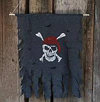 Декор настенный Пиратский Флаг