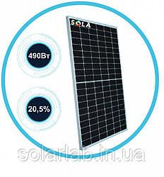 Солнечная панель Sola-S156-490 490Вт