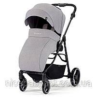 Прогулянкова коляска Kinderkraft Vesto Grey, фото 3