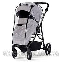 Прогулянкова коляска Kinderkraft Vesto Grey, фото 9