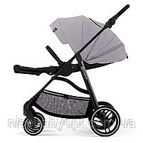 Прогулянкова коляска Kinderkraft Vesto Grey, фото 7