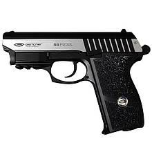Пістолет пневматичний Gletcher SS P232L + ЛЦУ, (4.5 mm) Blowback