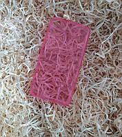 Чехол силиконовый плотный для Lenovo S60, Розовый