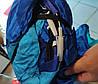 Туристичний гамак з москіткой сіткою для кемпінгу на відкритому повітрі. Гамак з москіткой!, фото 2