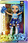 Лялька Rainbow High - Скайлар Cheerleader 572077, фото 3