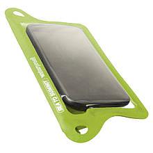 Чехол водонепроницаемый для смартфона Sea to Summit TPU Guide W/P (85х148мм), лайм