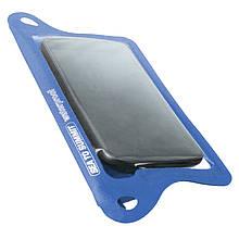 Чехол водонепроницаемый для смартфона Sea to Summit TPU Guide W/P (85х148мм), синий