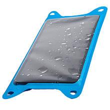 Чехол водонепроницаемый для смартфона Sea to Summit TPU Guide W/P M Tablet (190х250мм), синий