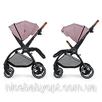 Універсальна коляска 2 в 1 Kinderkraft Evolution Cocoon Marvelous Pink, фото 2