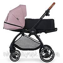 Універсальна коляска 2 в 1 Kinderkraft Evolution Cocoon Marvelous Pink, фото 3