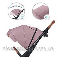 Універсальна коляска 2 в 1 Kinderkraft Evolution Cocoon Marvelous Pink, фото 10