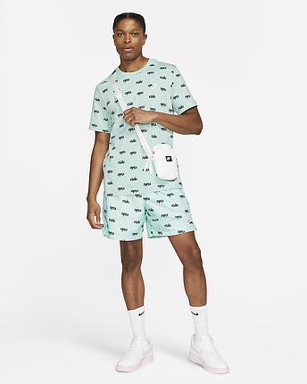 Футболка мужская Nike Sportswear DA0514-382 Голубой, фото 2