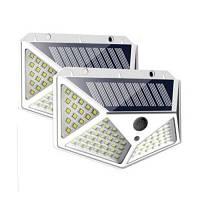 Светодиодный уличный фонарь от солнечной панели