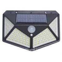 Светодиодный уличный фонарь от солнечной панели CL-100