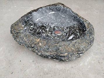 Эксклюзивный умывальник из  камня
