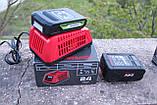 Универсальное зарядное устройство PowerWorks P24UC 24 V  / Greenworks G24C/G24UC 24 V, фото 3