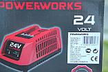 Универсальное зарядное устройство PowerWorks P24UC 24 V  / Greenworks G24C/G24UC 24 V, фото 9