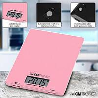 Весы кухонные clatronic kw 3626 Pink
