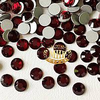 Стразы Preciosa, цвет Garnet (нетермо)
