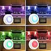 Светодиодные фонари лампы для дома 3 шт Magic Lights LED подсветка с пультом, фото 5