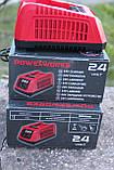 Универсальное зарядное устройство PowerWorks P24UC 24 V  / Greenworks G24C/G24UC 24 V, фото 4