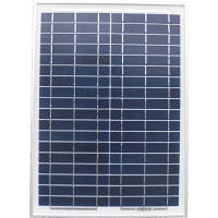 Солнечная батарея, 20Вт/12В (поликристаллическая)