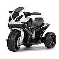Дитячий мотоцикл Bambi BMW White (JT5188L-2)
