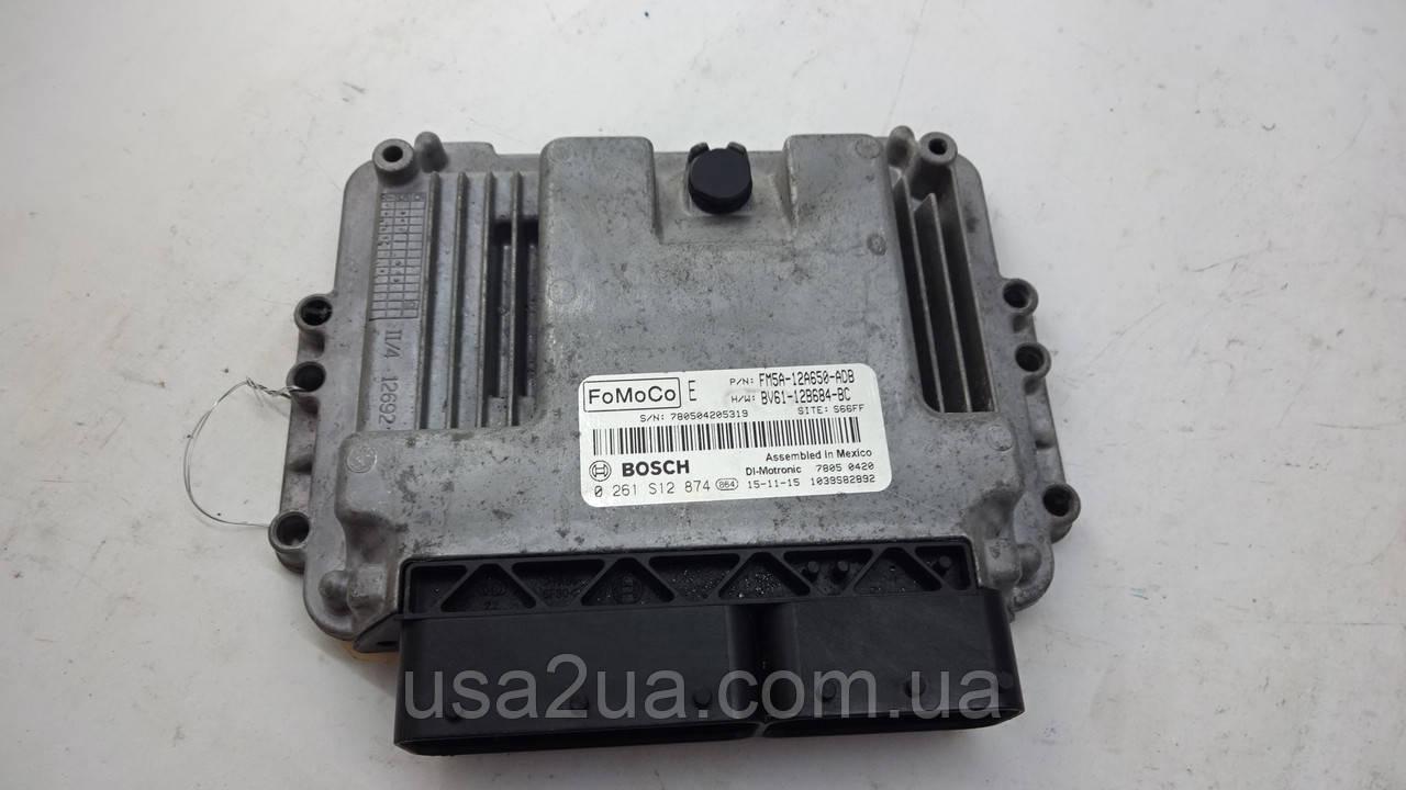 Блок Управления Ford Focus 13-17 2.0 USA США FM5A-12A650-ADB ЭБУ мозг