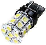 Лампа автомобильная LED-L0510 под цоколь T20. W21W. 7440. W3x16d [white] BL2