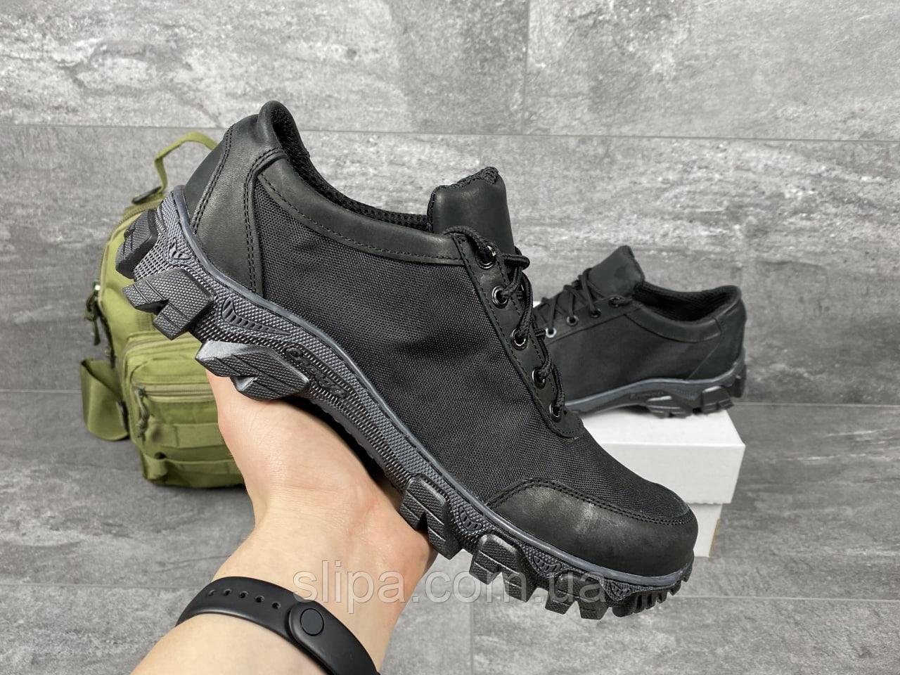 Тактичні кросівки Енерджі чорні   Україна   нейлон + поліуретан   прошиті