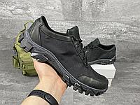 Тактичні кросівки Енерджі чорні   Україна   нейлон + поліуретан   прошиті, фото 1